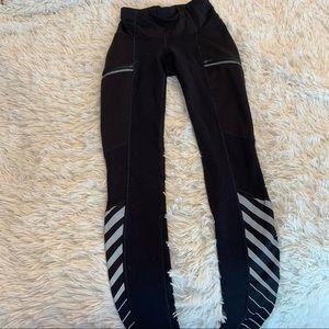 Athleta thermal leggings